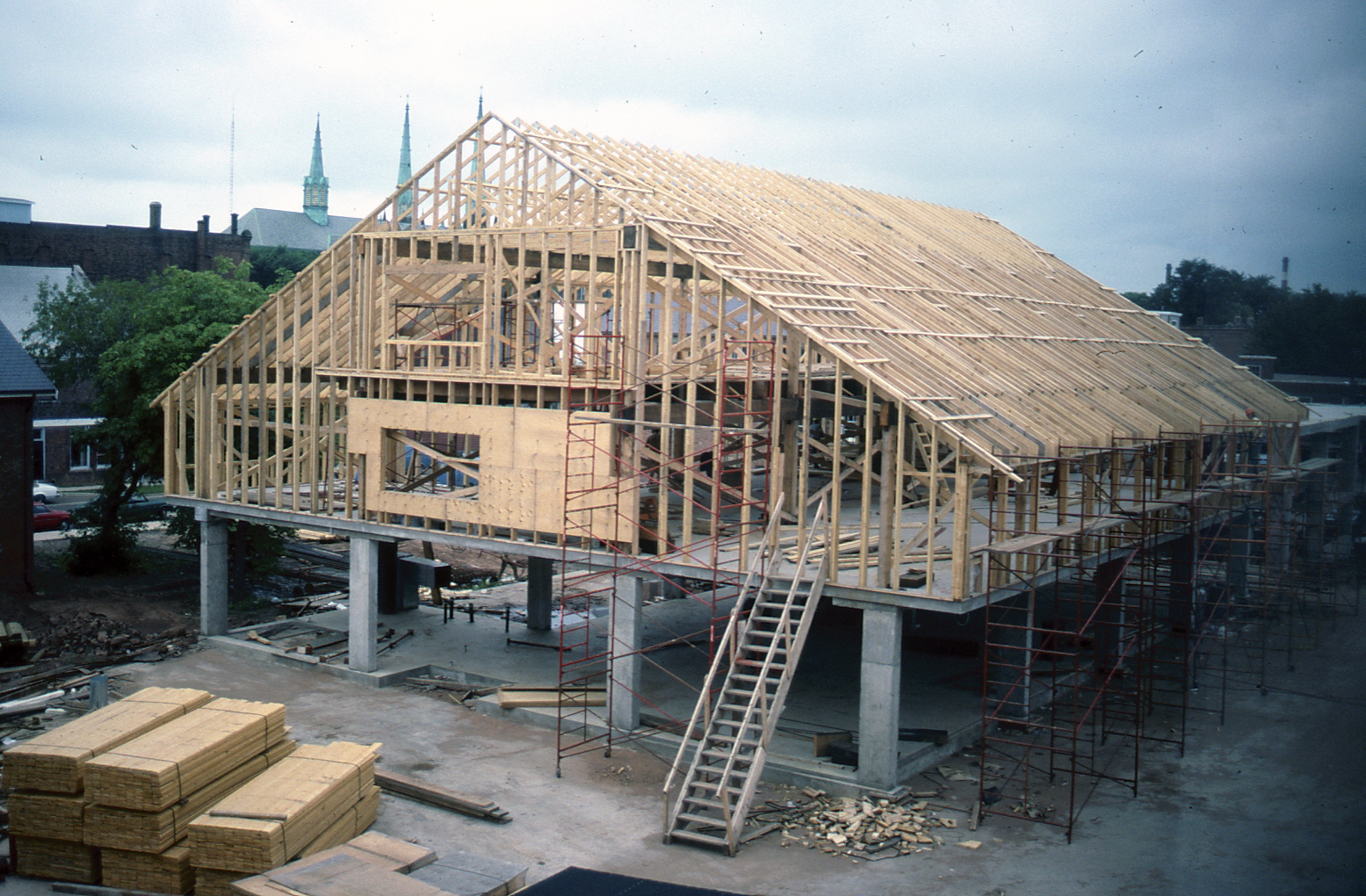 Harbourside complex cadc for Pei home builders